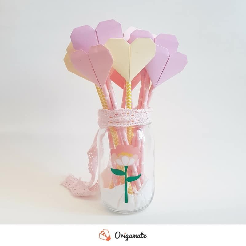 cuori-origami-diy