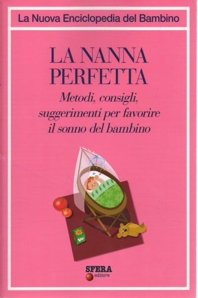La nanna perfetta: libro