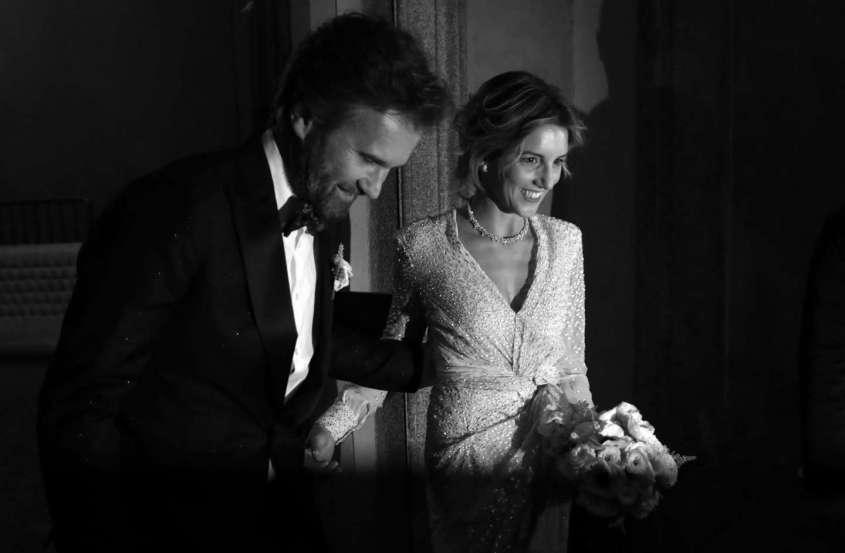 Carlo Cracco e Rosa Fanti sposi!
