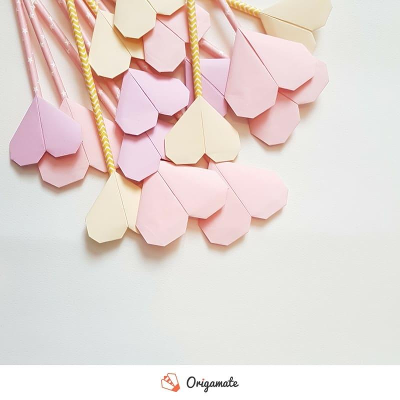tutorial-cuori-origami