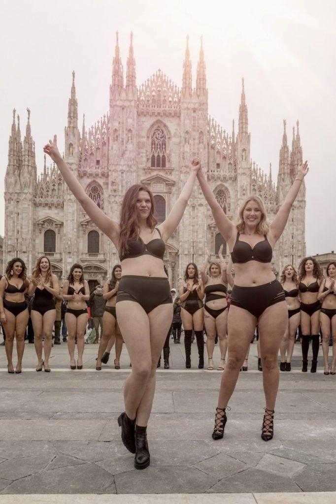 #BodyPositiveCatwalk