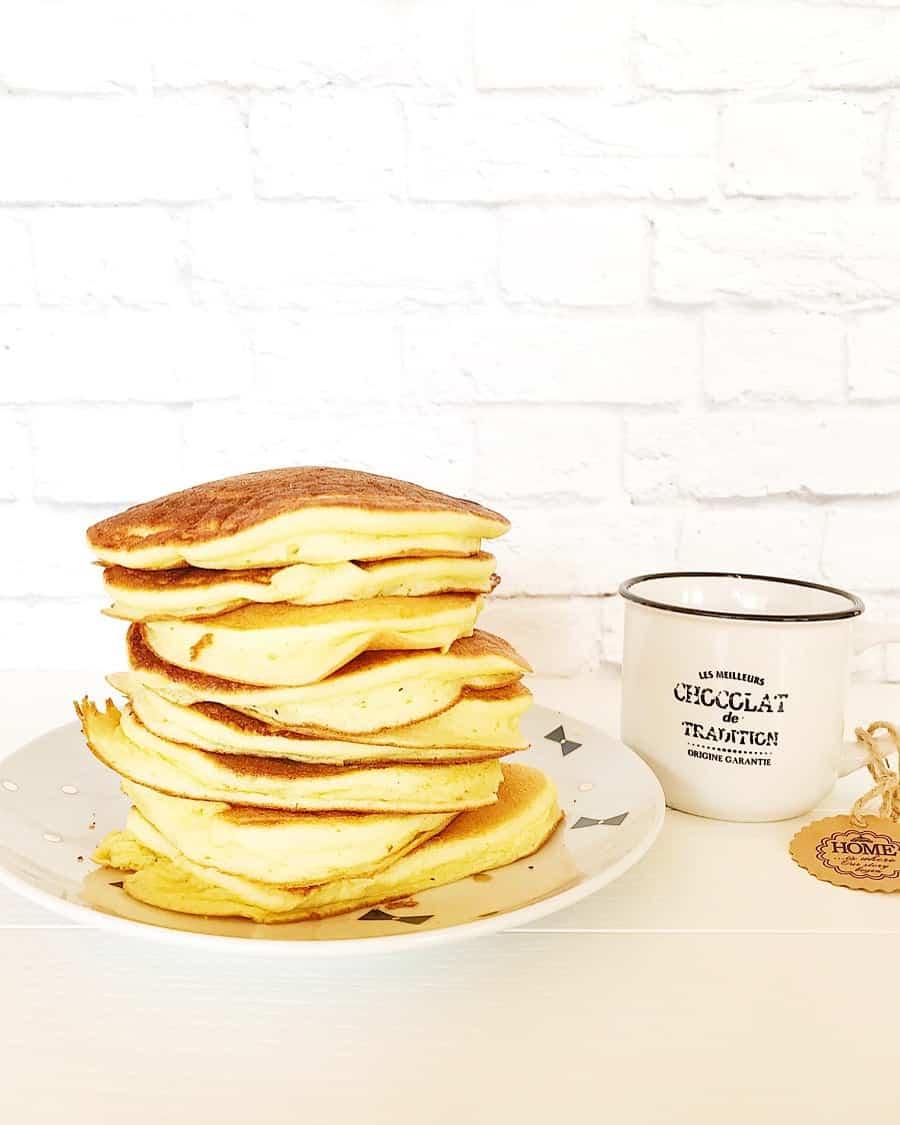 Pancakes senza glutine e lattosio