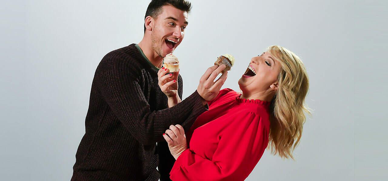 Cake Star- Damiano Carrara e Katia Follesa