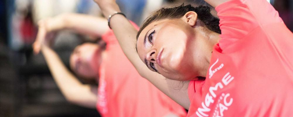 Lierac Beauty Run: donne allenate nel corpo e nella mente