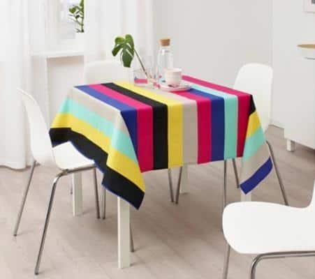 Ikea e le novità tessili per allestire la tua tavola