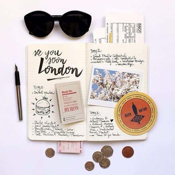 Travel Journal: cos'è e perché realizzarlo