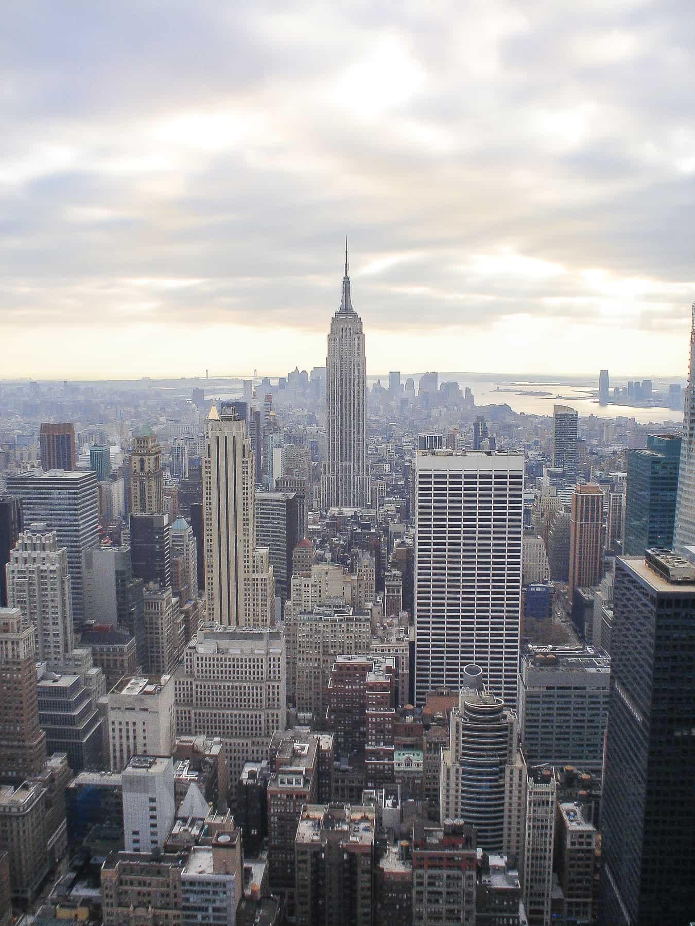 Un grattacielo di nome Empire State Building