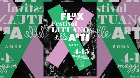FLUX FESTIVAL LITUANO DELLE ARTI