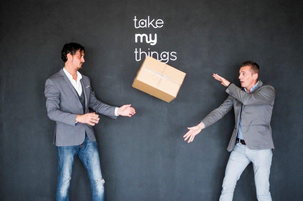 Take My Things