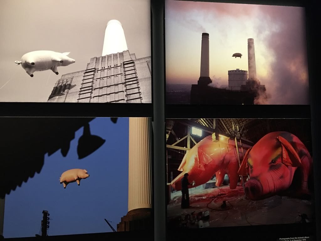 Pink Floyd Exhibition