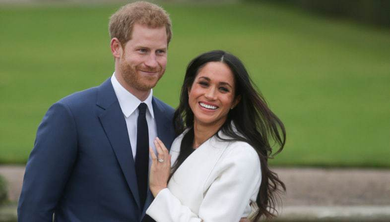 Harry e Meghan: Sposi