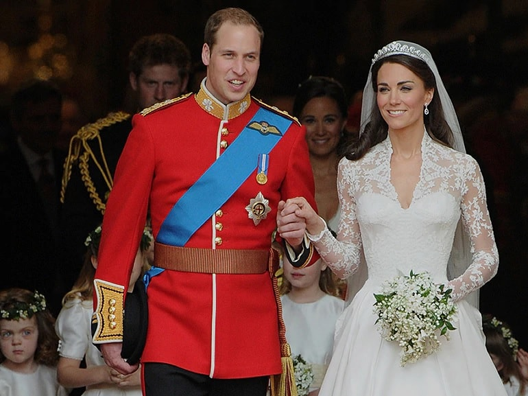 royal wedding William e Kate Middleton