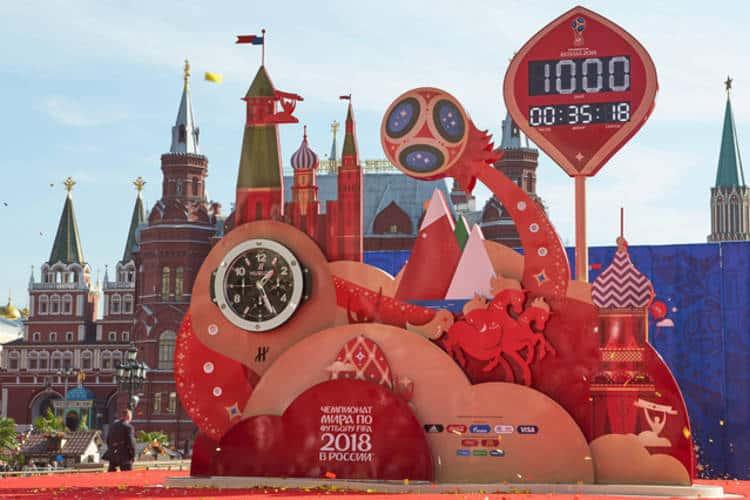 mondiali di Russia 2018