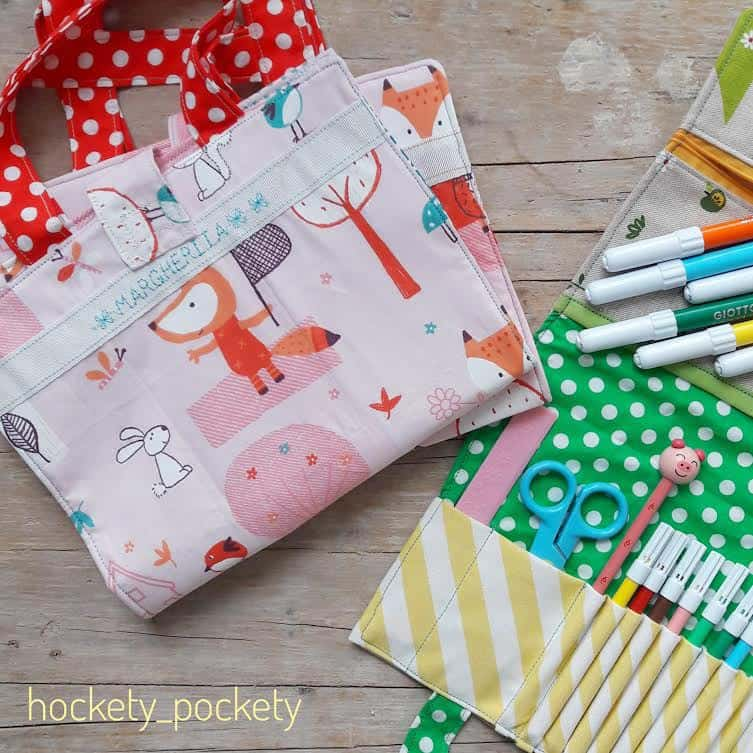 Creative Lab Magazine: Hockety Pockety