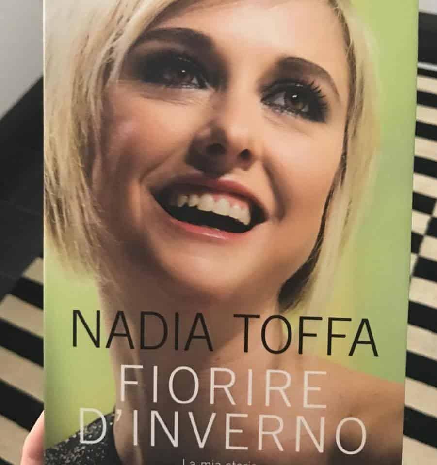 """Nadia Toffa:  il cancro un """"dono"""""""