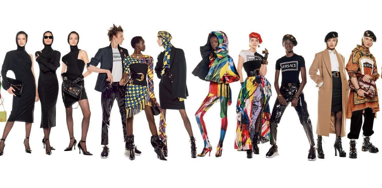 Versace: l'eccellenza italiana diventa americana