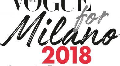 vogue for milano 2018