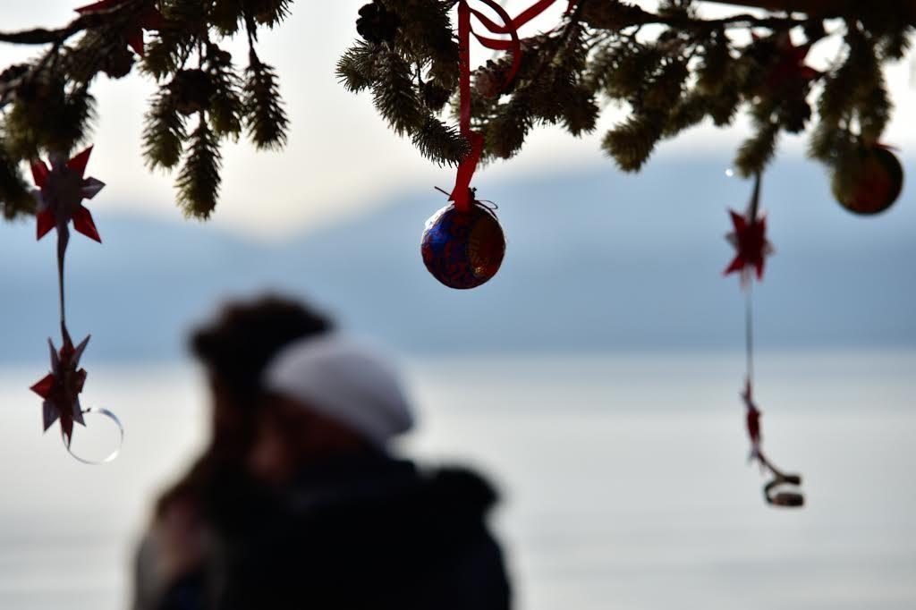 Natale sul lago