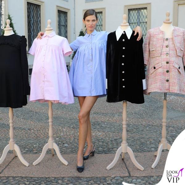 Bianca Balti lancia il suo marchio maternity