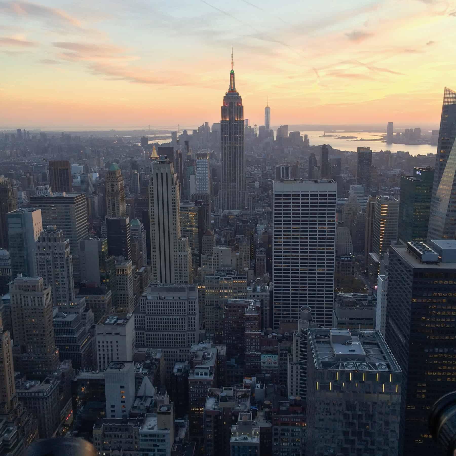 New York: la città che non dorme mai