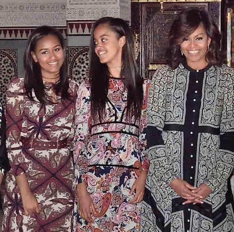 Michelle Obama : le mie figlie concepite con la fecondazione artificiale