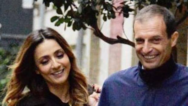 Ambra Angiolini e Max Allegri: presto sposi!