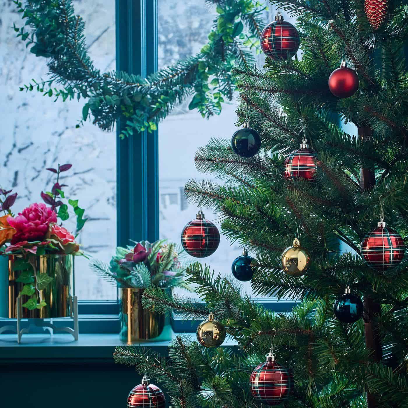 Il tuo albero di Natale da Ikea