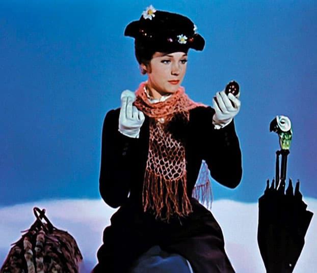 Mary Poppins: anche la moda ne celebra il ritorno