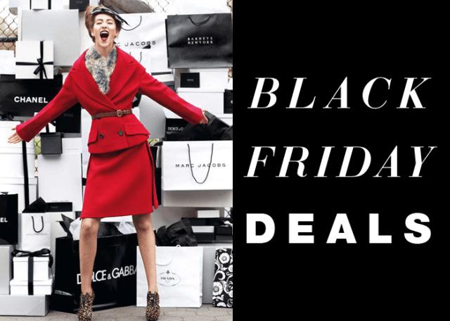 Black Friday: dove scovare le offerte più fashion