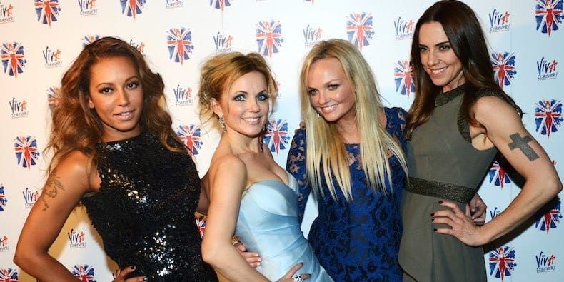 Le Spice Girls tornano in tour!