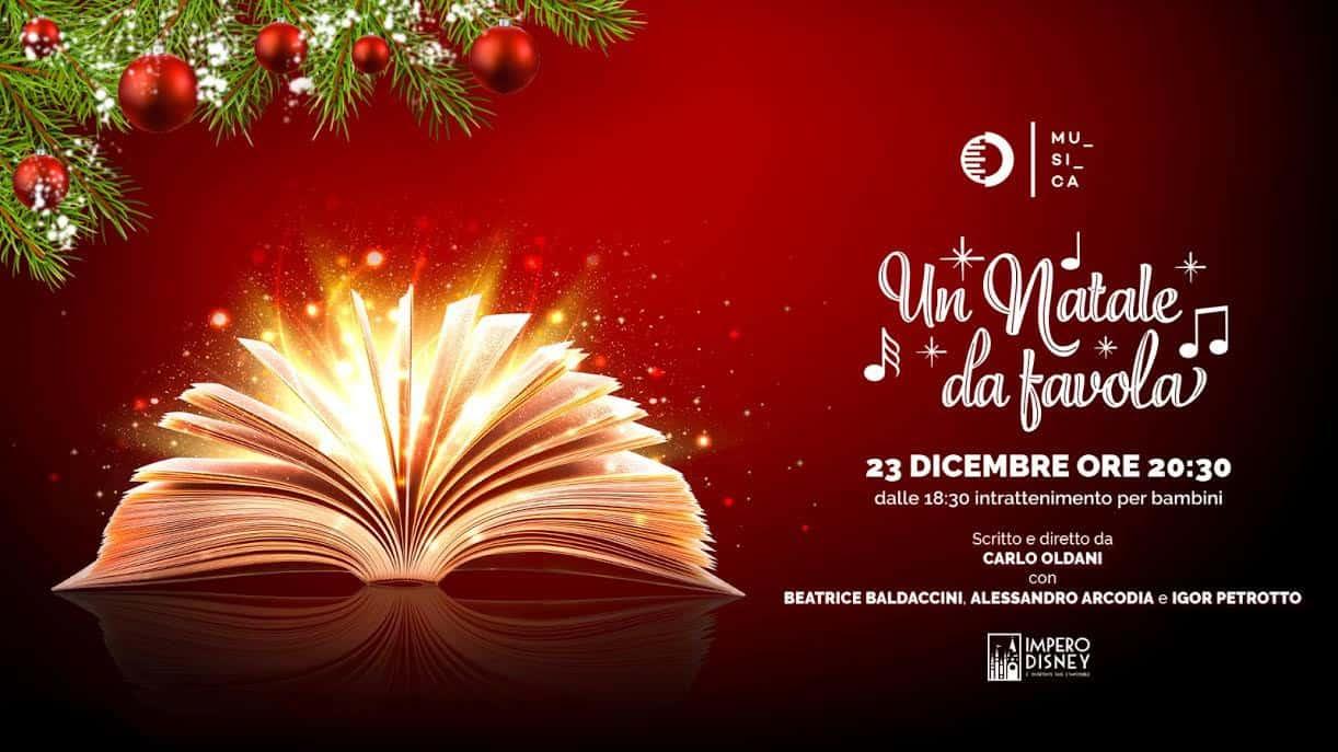 Un Natale da favola al Nuovo TeatroOrione