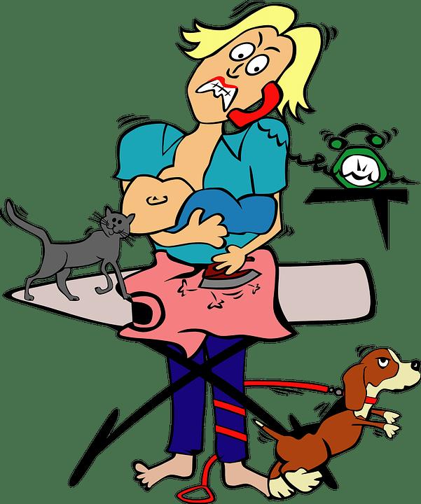 Neomamme a un bivio: lavoro o famiglia?