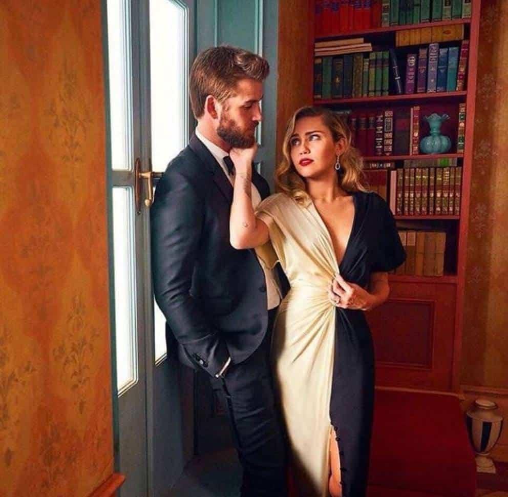 Fiori d'arancio: Miley Cyrus e Liam Hemsworth si sono sposati