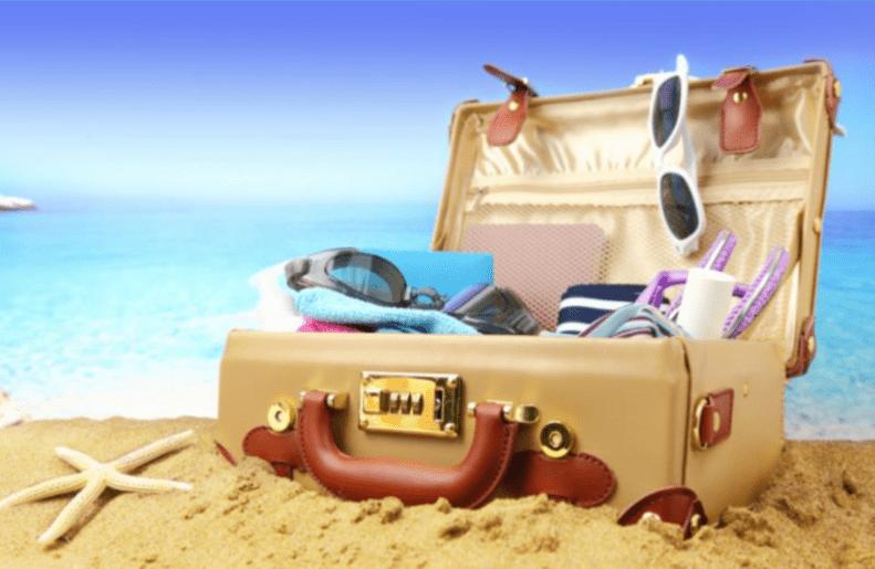 Preparare la valigia senza stress