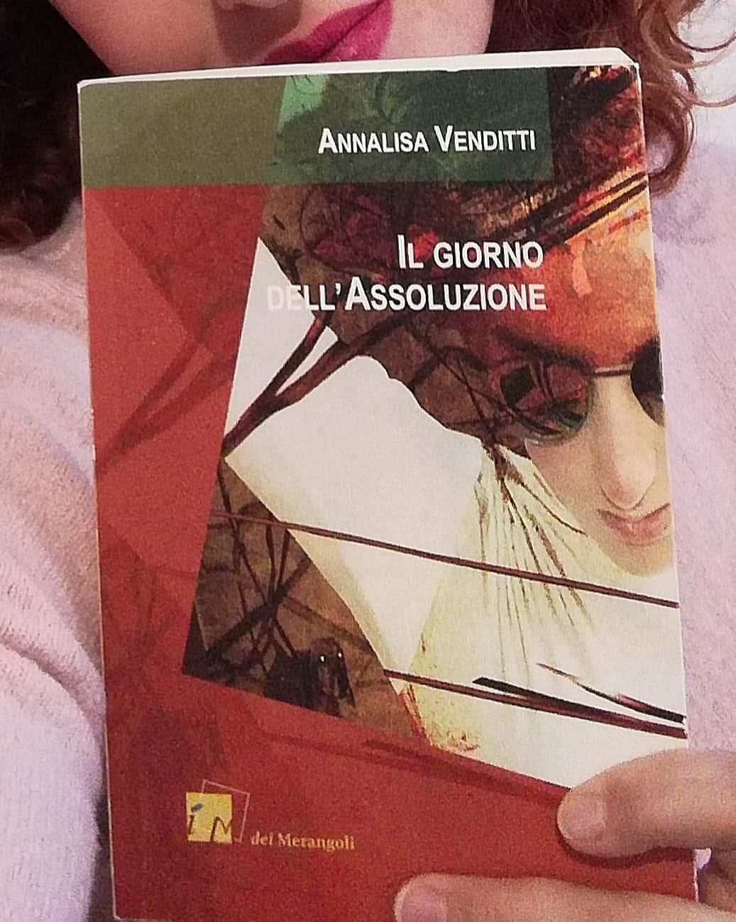 """""""Il giorno dell'assoluzione"""" di Annalisa Venditti"""