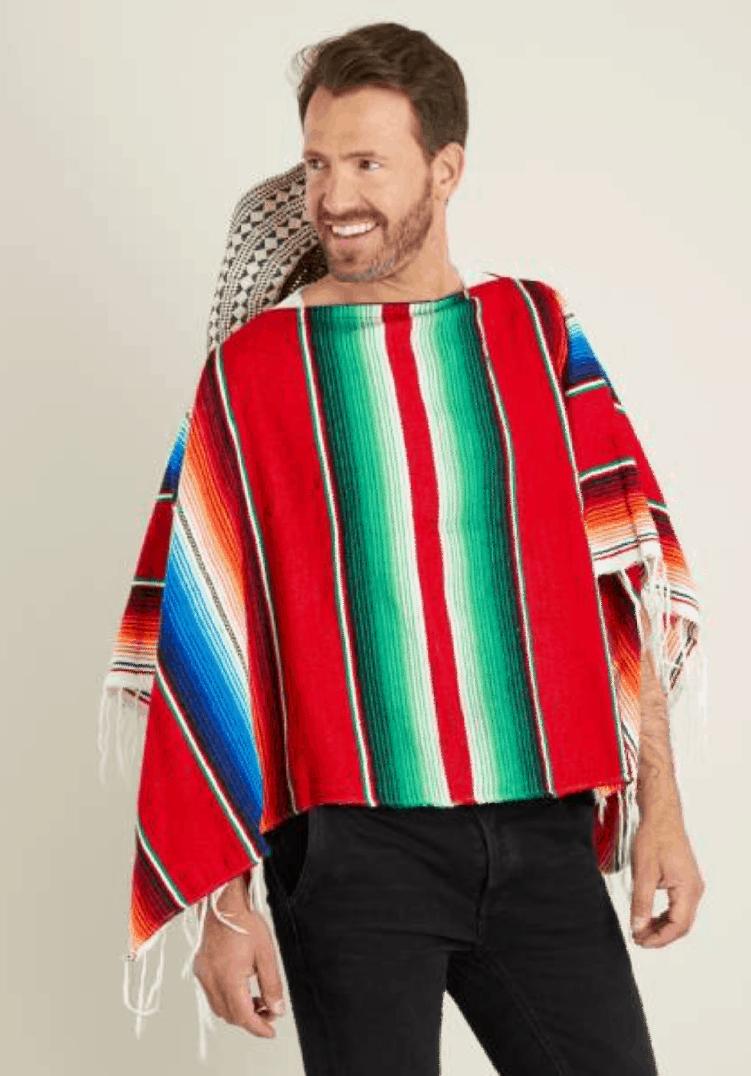 Poncho Kiabi