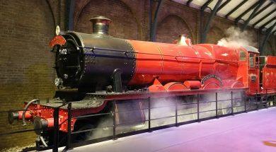Hogwarts Express a Londra