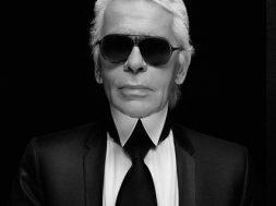 Karl Lagerfeld pic