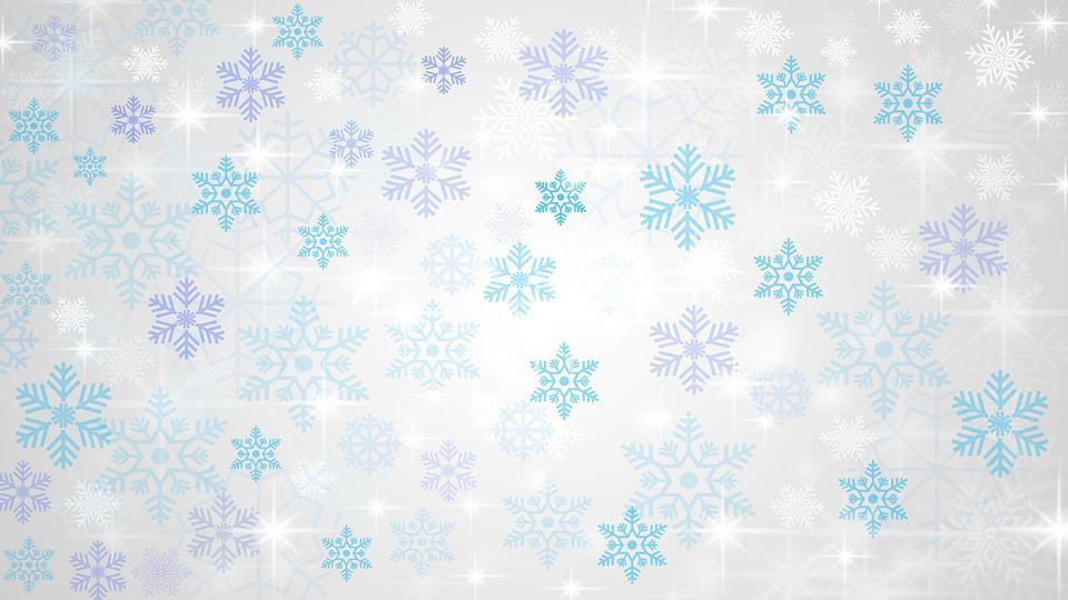 Disegnare: fiocchi di neve