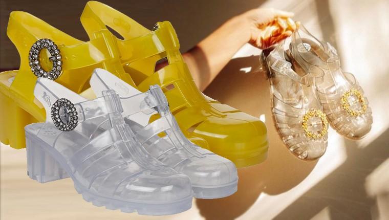 Jelly Shoes: saranno il must della nostra estate