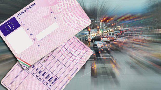Patente di guida scaduta