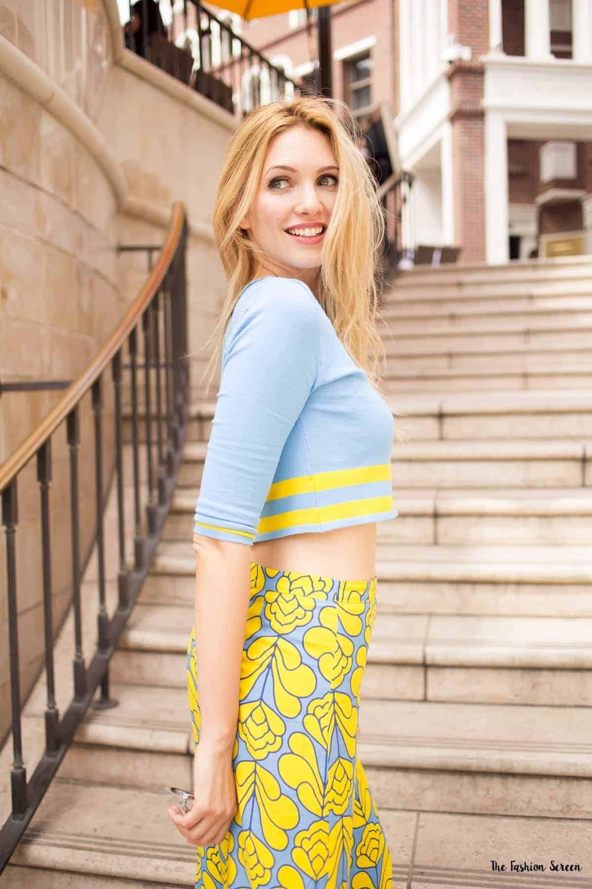 Attrice, modella, blogger:  Eleonora Albrecht