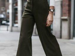 Cropped pants pc