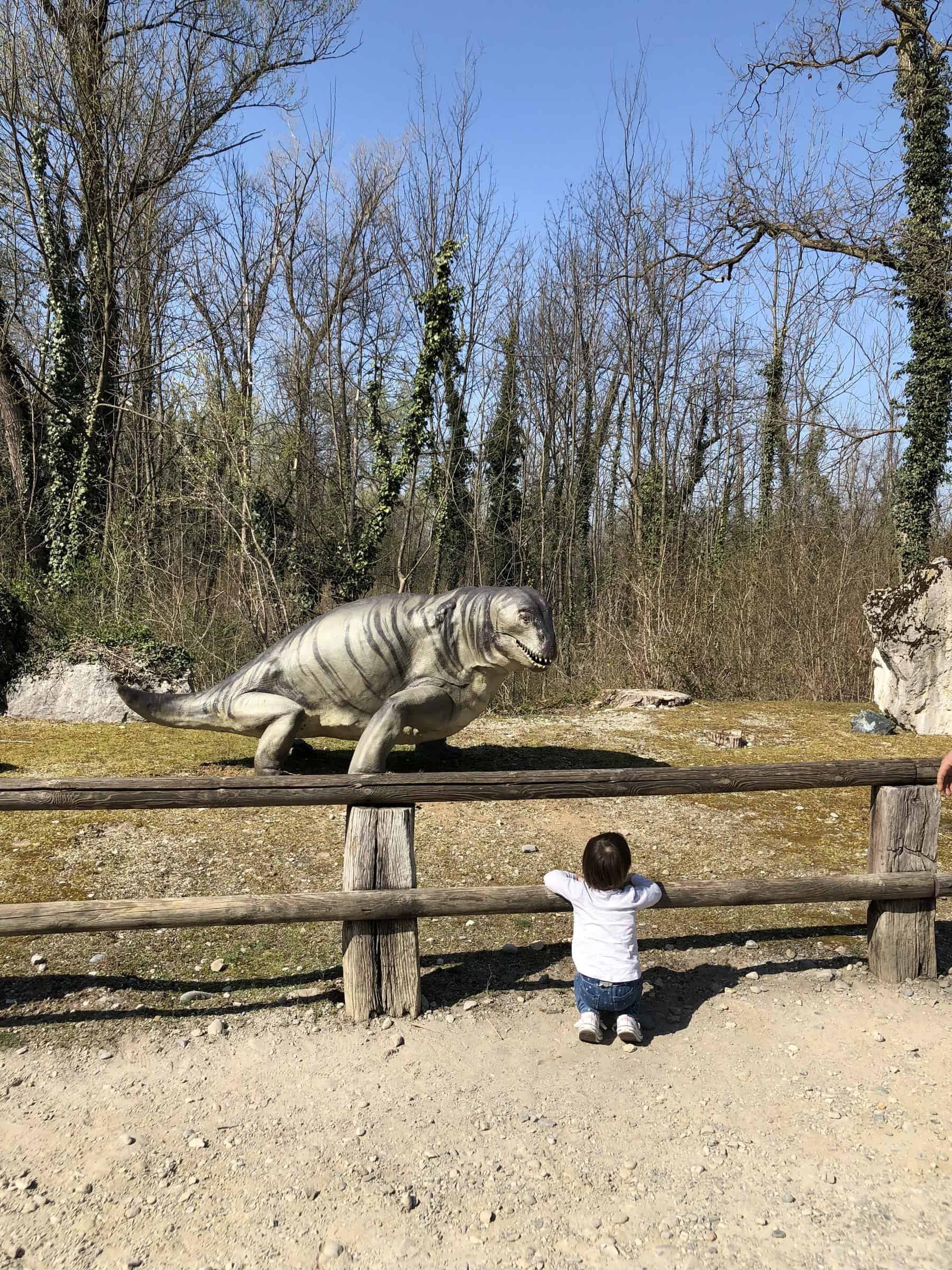Parco della Preistoria: giornata a spasso tra i dinosauri