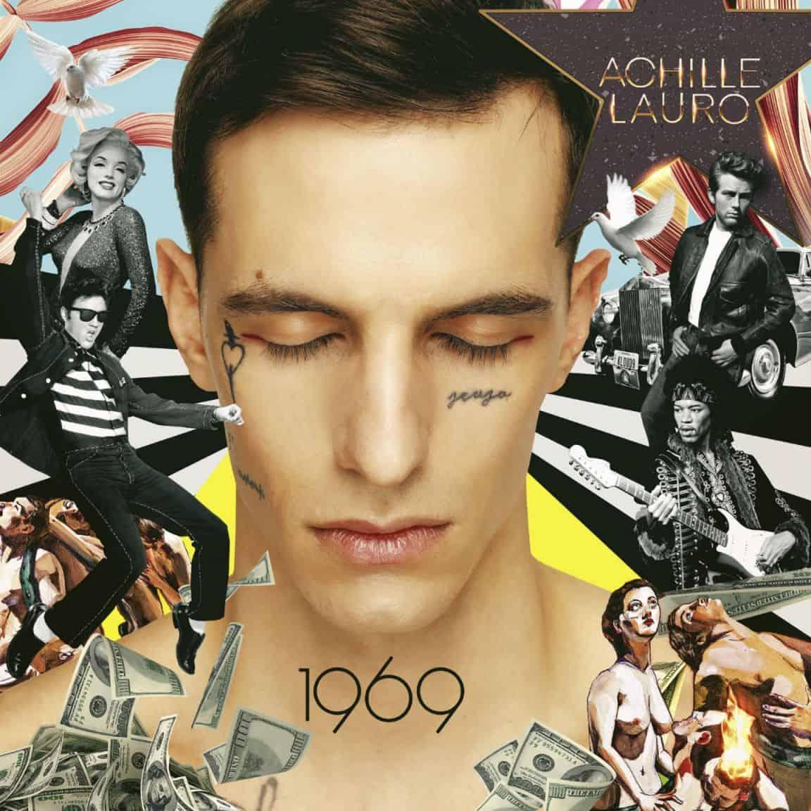 album discografici - Achille Lauro 1969