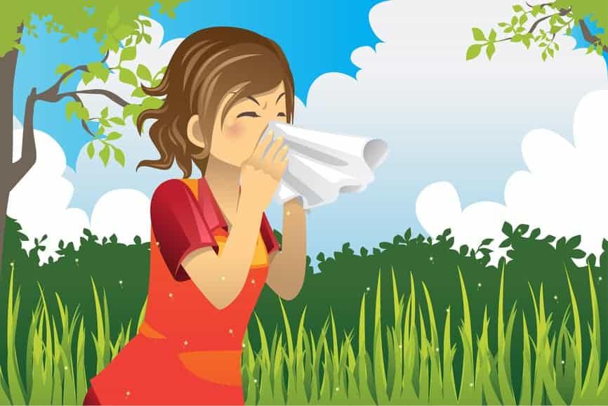 Primavera: periodo di allergie