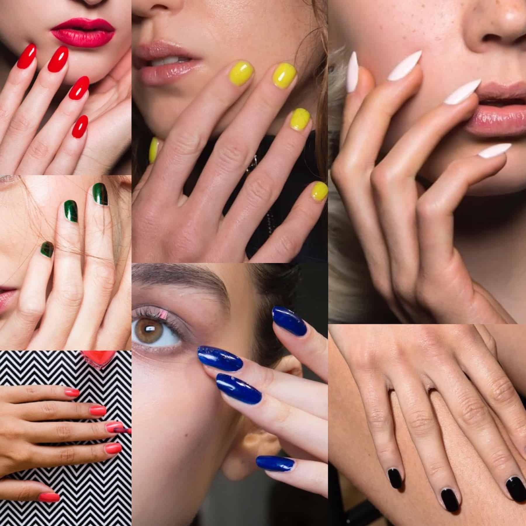 Tendenze unghie per la primavera