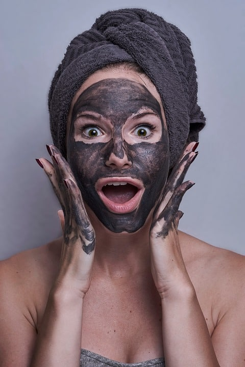 Black Mask Home Made