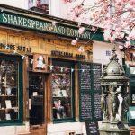SYlvia Beach Shakespeare and Company