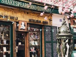 Sylvia Beach Shakespeare and Company